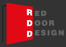 Red Door Design logo